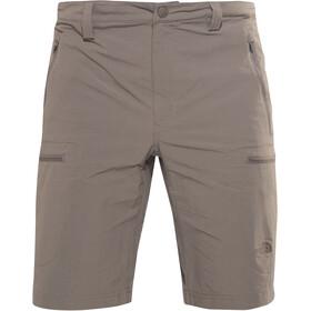 The North Face Exploration Shorts Regulær Herrer, brun